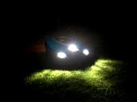 LED-Beleuchtungen für Rasenroboter