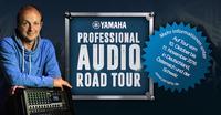 Die Yamaha Pro Audio Road-Tour 2016: Kleine PA, großer Sound