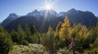 Auf zu einem Wanderwochenende Ötztal - die Berge rufen!