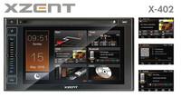 Mehr als ein Multimediasystem - der Infotainer XZENT X-402