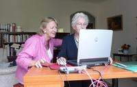 Bundesweites Vermittlungsportal für Senioren und Senioren-Assistenten neu aufgelegt