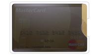 Ultrakompakte Kreditkartenschutzhülle - perfekt auch für unterwegs