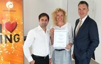 Neue ISO-Zertifizierung erreicht Unternehmen in Ulm