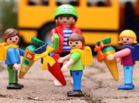 Schulanfang und Herbstaktionen im PLAYMOBIL-FunPark