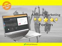 Extraordinary Affiliate forum opens its gates