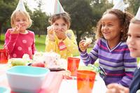 Kindergeburtstag im Sommer?
