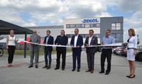 DENIOS Produktionsstätte in Tschechien eingeweiht