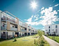 """Baustolz-Quartier in Freising wird beim Fiabci Prix d""""Excellence Germany ausgezeichnet"""