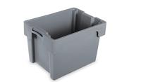 Praktisch für alle Fälle: WERIT stellt Drehstapelbehälter DSB-N 400 x 300 mm vor