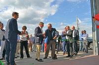 Einweihungsfeier am spanischen Standort - Profilkaschierung für Salamander in Rabade eröffnet