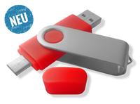 USB Stick Typ C für OTG-Smartphones: Neues Modell von MemoTrek