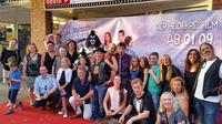 Weltpremiere der Timebreakers wird zur schönsten Filmpremiere Deutschlands gekürt