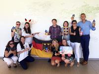 Capri-Sonne gratuliert Laura Ludwig und Kira Walkenhorst