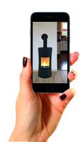 showimage Mit der kostenlosen Kaminofen-App zum eigenen Innenarchitekten werden