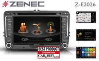 Best Product - ZENECs Z-E2026 Navi für den VW Golf V/VI