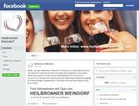 Infoseite Heilbronner Weindorf startet auf Facebook!