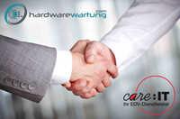 Unsere Kunden und Partner: Im Mittelpunkt care:IT