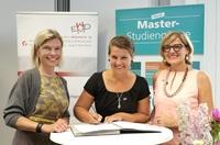 Businessnetzwerk EWMD und FOM Hochschule kooperieren