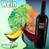 Der Herbst und der Rotwein