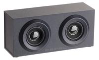 Mobiler Bluetooth-Aktivlautsprecher im Holzgehäuse MSS-88.bt, 3 Watt