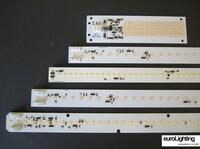 euroLighting bietet lineare LED-Module in AC-Technik