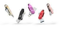 ADAM elements präsentiert neuen iKlips DUO+: nur ein Drittel so groß wie das Original,128 GB Kapazität