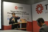 IFA 2016:   Taiwanesische ICT-Marken stellten aktuelle Innovationen vor