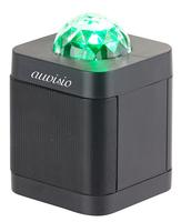 Bluetooth-Lautsprecher mit 5 Watt und 3-farbigem Disco-Lichteffekt