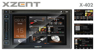 "More than a multimedia system - XZENT""s infotainer X-402"