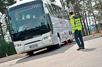 Dittmeier fördert unfallauffällige Busfahrer mit Zuschuss für Fahrertraining