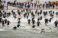 Strandräuber IRONMAN 70.3 startet auf der Insel Rügen