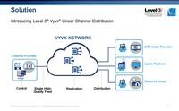 Neuer Service vereinfacht Übertragung von TV-Inhalten an Multi-Channel Provider