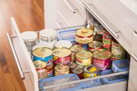 Gut und sicher: Lebensmitteldosen als wichtiger Bestandteil des empfohlenen Nahrungsmittelvorrats