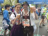 Marathon-Weltrekord in Lederhosen