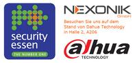 Distributor Nexonik auf der Messe security 2016 in Essen vertreten