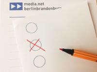 Nachgefragt! media.net veröffentlicht Wahlprüfsteine zur Berliner Medien- und Kreativwirtschaft