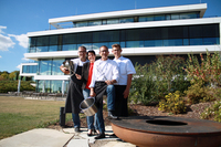 Beste Arbeitgeber in Neuburg kooperieren im sozialen und regionalen Umfeld