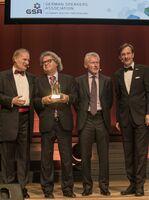 Helmut Markwort erhält den Deutschen Rednerpreis der German Speakers Association