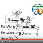 Abschlusserstellung, Konsolidierung und Reporting effizienter gestalten