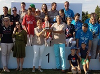 Degussa Polo-Team gewinnt Frankfurt Gold Cup 2016