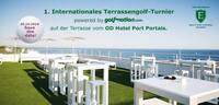 1. Internationales Terrassengolf Turnier auf Mallorca