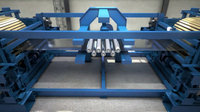 BTU: Exact setting of strip back-tension - at any position in the processing line