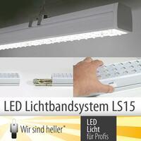 """""""Wir sind heller"""" Lichtbandsystem LS15"""