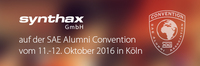 Synthax auf der SAE Alumni Convention 2016: Produkt-Highlights von RME, Ferrofish, IsoAcoustics und Appsys