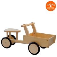 "Kinder-Sitzauto ""Rikscha"" natur von rosilino"