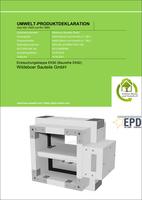Erste Entrauchungsklappe mit Umwelt-Produktdeklaration