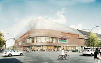 Neues Einkaufszentrum W1 am Wandsbeker Markt öffnet nach zwei Jahren Bauzeit