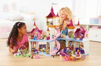Frosch oder Prinz?  Im PLAYMOBIL-Prinzessinnenschloss werden Märchen wahr