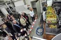 Deutschlands Fruchtsafthersteller öffneten ihre Türen