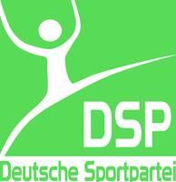 Deutsche Sportpartei (DSP). Wir fördern den Sport!
